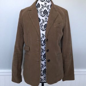 Banana Republic Blazer with Suede Elbow Patches.